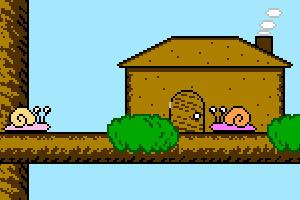 《小蜗牛回家》游戏画面1