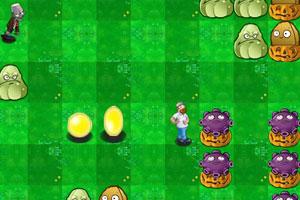 《植物大战僵尸版泡泡堂》游戏画面1