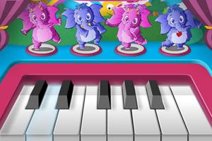 《会跳舞的音乐小象》游戏画面1