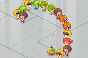 《小美拉拉队员》游戏画面1