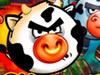 愤怒的奶牛