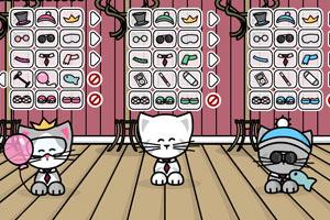 《比尼猫大改造》游戏画面1