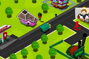 《清洁绿色城市》游戏画面1