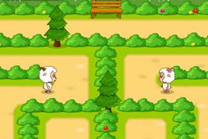 更多喜羊羊小游戏