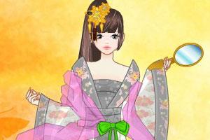 《中国传统服装》游戏画面1