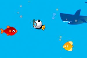 《熊猫宝贝吃小鱼》截图1