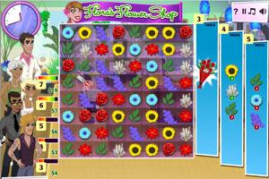 《美女花店》游戏画面1