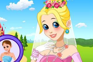 《魅力公主新娘》游戏画面1