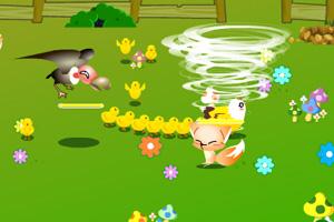 《功夫母鸡》游戏画面1
