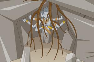 《逃出神秘洞穴》游戏画面1