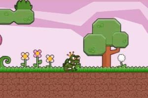 《毒蛙王子》游戏画面1