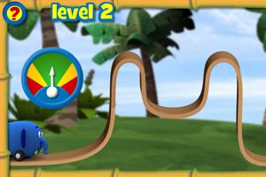 《丛林历险记》游戏画面1