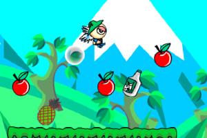 《天使的果园》游戏画面1