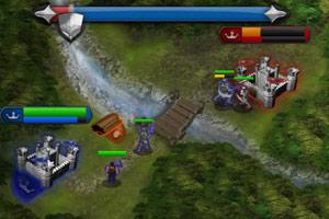 《十字军城堡修改版》游戏画面1