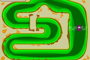 《超级跑道赛车2》游戏画面1