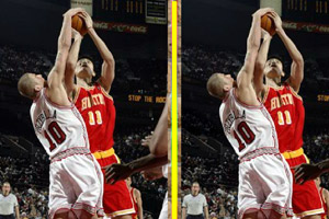 《NBA找不同》游戏画面1