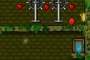 《森林冰火人4变态版》游戏画面1