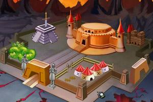 《异界战争修改版》游戏画面1