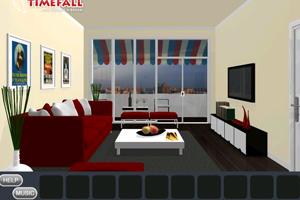 《逃出大城市的客厅》游戏画面1