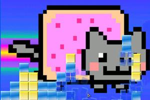 《拯救霓虹猫》游戏画面1