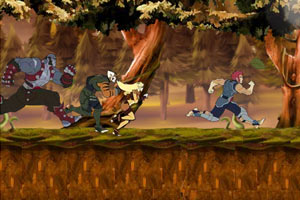 《霹雳猫预兆之剑》游戏画面1