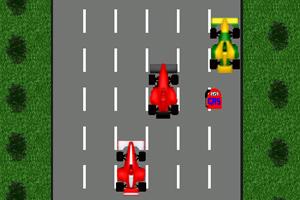 《F1激情赛车》游戏画面1