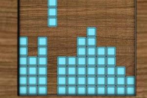 《俄罗斯方块》游戏画面1