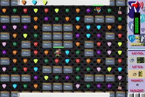 《吉他忍者》游戏画面1