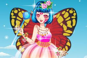 《美丽花公主》游戏画面1