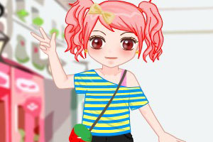 《日本小学妹》游戏画面1