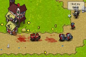 《骷髅军队2无敌版》游戏画面1