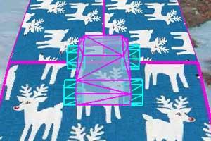 《3D大脚圣诞出击》游戏画面1