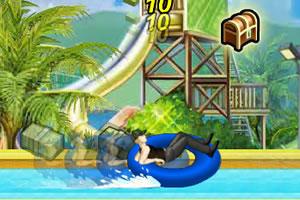 《极限越野4变态版》游戏画面1