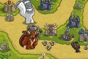 《皇家守卫军1.072无敌版》游戏画面1