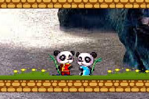 《冰火熊猫大冒险2》游戏画面1