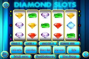 《彩色钻石机》游戏画面1