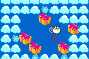 《蜗牛云中送礼》游戏画面1