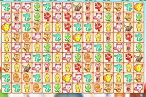 《迷你动物连连看》游戏画面1