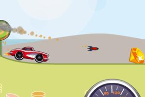 《大富豪汽车无敌版》游戏画面1