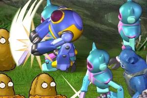《植物大战外星人》游戏画面1
