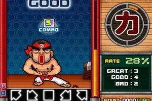 《音乐肌肉男》游戏画面1