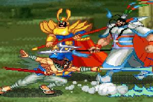 《三国战纪之武将对决》游戏画面1