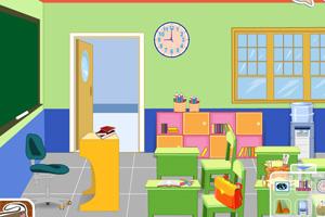 《我的教室》游戏画面1