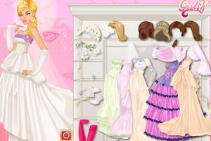 《冬季幸福婚礼》游戏画面1