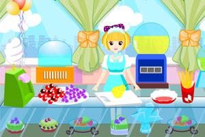 《糖果小摊》游戏画面1