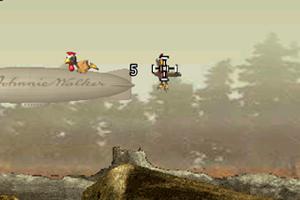 《枪打火鸡》游戏画面1