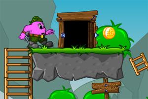 《矿工大冒险3选关版》游戏画面1