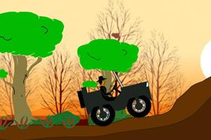 《特技吉普车》游戏画面1