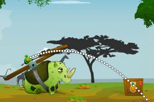 《投射水果2》游戏画面1
