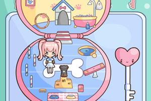《小女孩過家家3》游戲畫面1